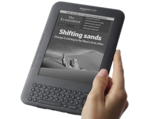 Amazon Kindle 3G