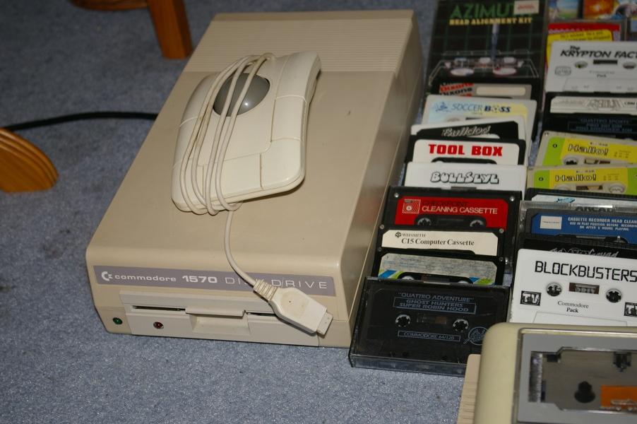 Commodore C64 + C128 « Gareth Halfacree